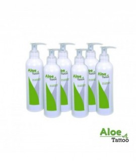 Aloe Tattoo 200 ml - Healing cream