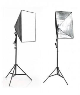 Shadowless studio lamp - set
