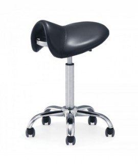 WAVE Black stool