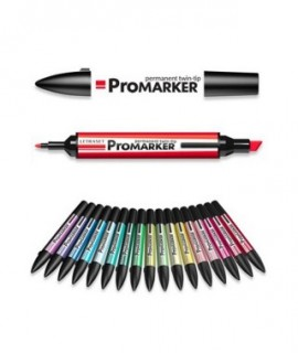 PRO-MARKER Twin-tip