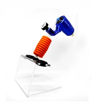 Stand for the machine from PLEXI