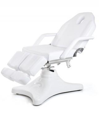Professional Hydraulic Seat - WHITE
