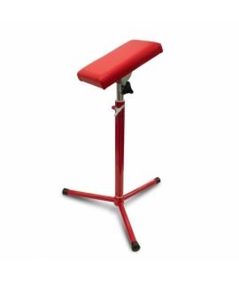 Folding armrest TRIPOD RED