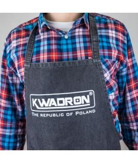 Protective material apron - denim