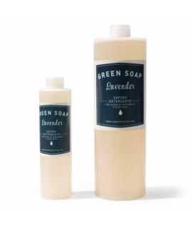 SUNSKIN LAVENDER GREEN SOAP 1L