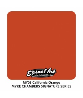 Eternal Ink - Myke Chambers - California Orange - 30ml