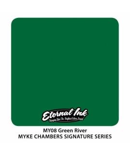 Eternal Ink - Myke Chambers - Green River - 30ml