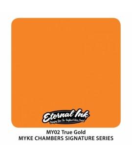 Eternal Ink - Myke Chambers - True Gold - 30ml