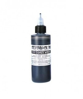 Silverback Ink Grey Wash XXX1-120ml