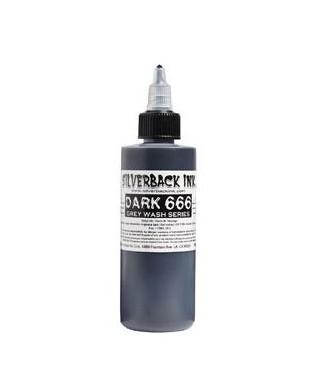 Silverback Ink DARK 666 - 120ml