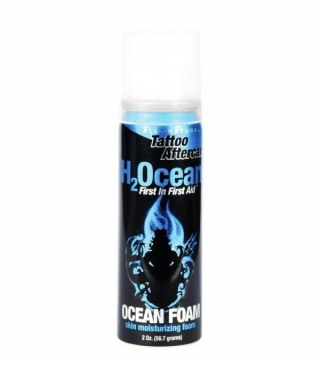 H2Ocean Tattoo Aftercare - Foam 59 ml