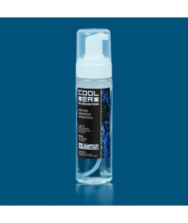 COOL-ER - ICE COOLING Foam Soap - 220ml - Anesthesia