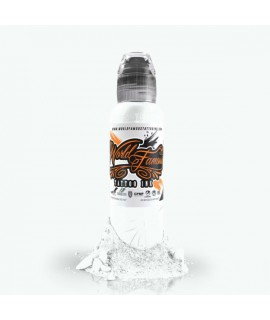 World Famous Ink, Fuji Mountain Mixing White 15ml