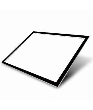 Light Pad Ultra Slim A4/A3/A2 for copying patterns