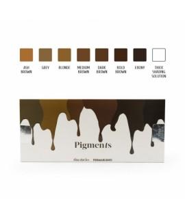 Perma Blend - Tina Davies Eyebrow Kit 8x15ml
