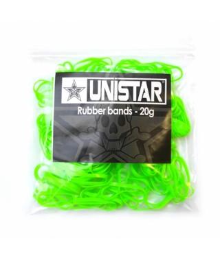 Gumki przytrzymujące drut UNISTAR® /100szt/ 20g