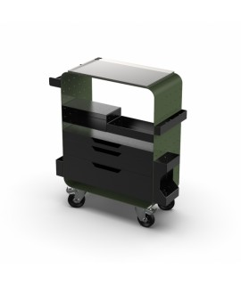 Impala Mobile workstation Army Green