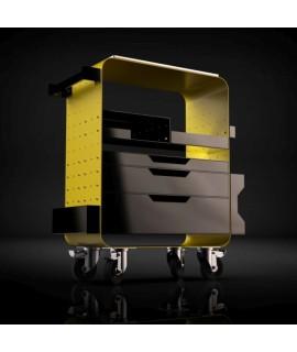 Impala - Work Terminal - Modular mobile station - Yellow