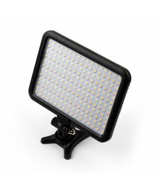 Bezprzewodowa lampa LED-AKU - Z regulacją temperatury i mocy