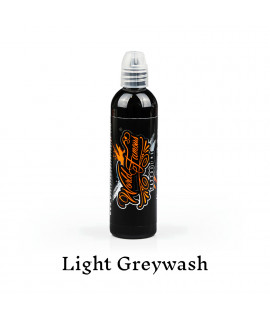 World Famous Ink, Jose Perez 120ml - Light Greywash no 4