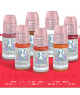 Perma Blend - Sweet Lip Collection Set 7 x 15ml