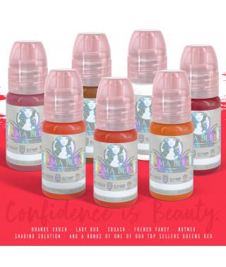 Perma Blend - Sweet Lip Set 15ml x 7pcs