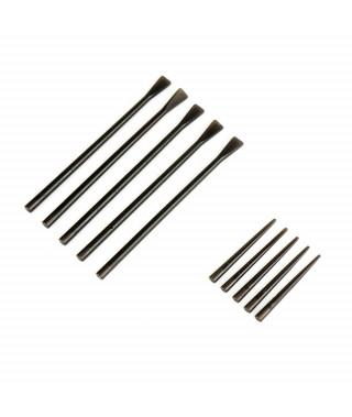 RCA Mixer Sticks 10pcs - 5 x long bars, 5 x short bars