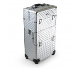 Make up Case NO 3-S SILVER