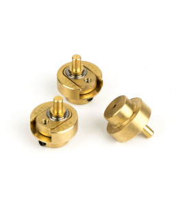 Mimośród regulowany 0-8mm /Otwór 1.5mm/