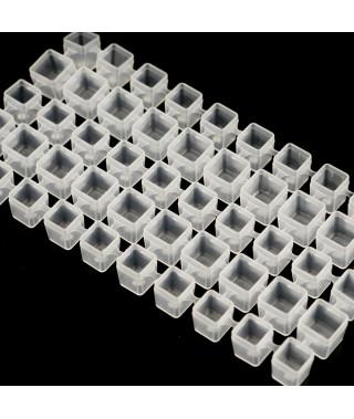 CUT MODULE - Kubeczki modułowe do cięcia - 500szt - WHITE