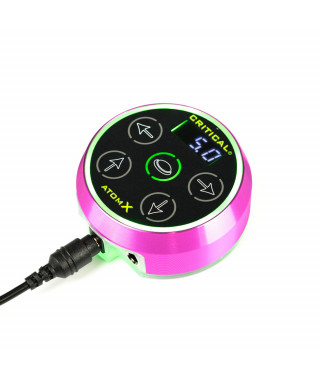 CRITICAL ATOM-X Power Supply - Pink