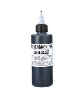 Silverback Ink XXX Black-120ml