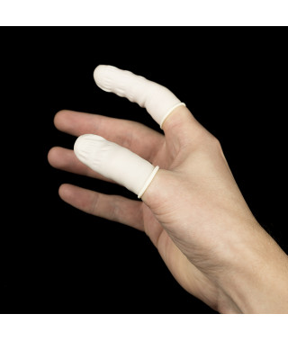 Nakładki na palce - finger coats - 10szt