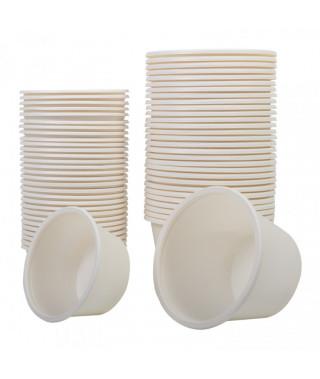 Biodegradable Rinse Cups - 100pcs - 60ml
