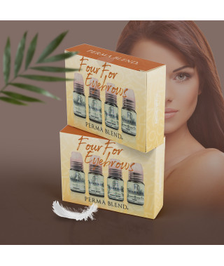 Perma Blend - Four for Eyebrows Set 4 x 15ml