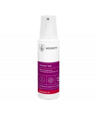 Skin disinfectant MEDISEPT Velodes Soft 250ml