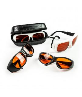 Okulary ochronne dla operatora lasera ND YAG