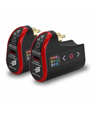 FK Irons LightningBolt Battery Pack - RCA wireless battery - Double Pack