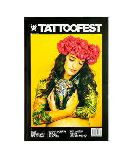 Tattoo Fest Magazine 09/2020