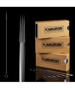 KWADRON® needles 0.35mm RL- Round Liner