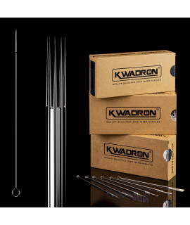 KWADRON tattoo needles 0.30mm RS - Round Shader