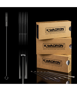 KWADRON tattoo needles 0.30mm SS - Smooth Shader