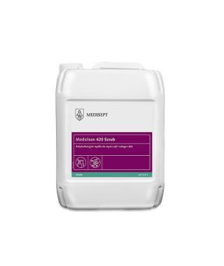 Antibacterial soap MEDISEPT Mediclean 420 Scrub 5L