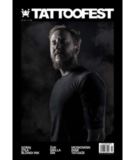 Tattoo Fest Magazine 11/2020
