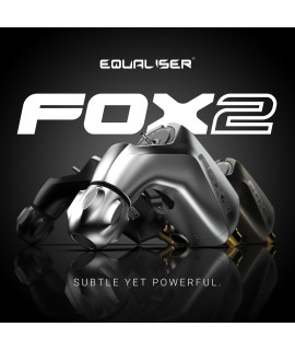 Equaliser Fox Big V2 rotary tattoo machine
