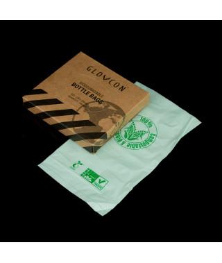 Biodegradable Bottle Bags 12 x 20cm - 100pcs
