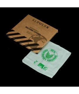 Biodegradable Machine Covers 13 x 14cm - 100pcs