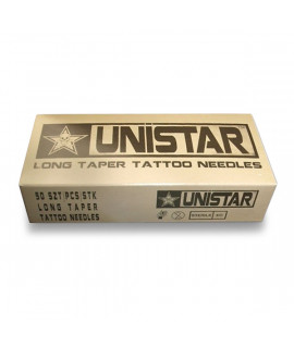 Unistar 0.35mm RS-Round Shader Long Taper