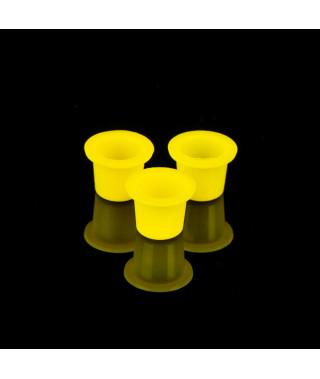 Šalice s tintom Yellow - 500 kom