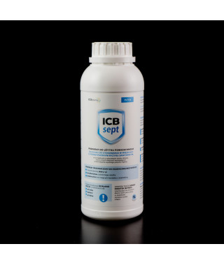 ICB-SEPT Liquid for skin disinfection - 1L